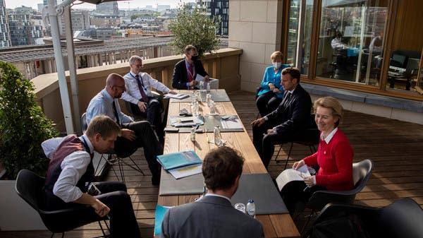 قادة أوروبا يقرّون خطة نهوض اقتصادي.. وماكرون: يوم تاريخي