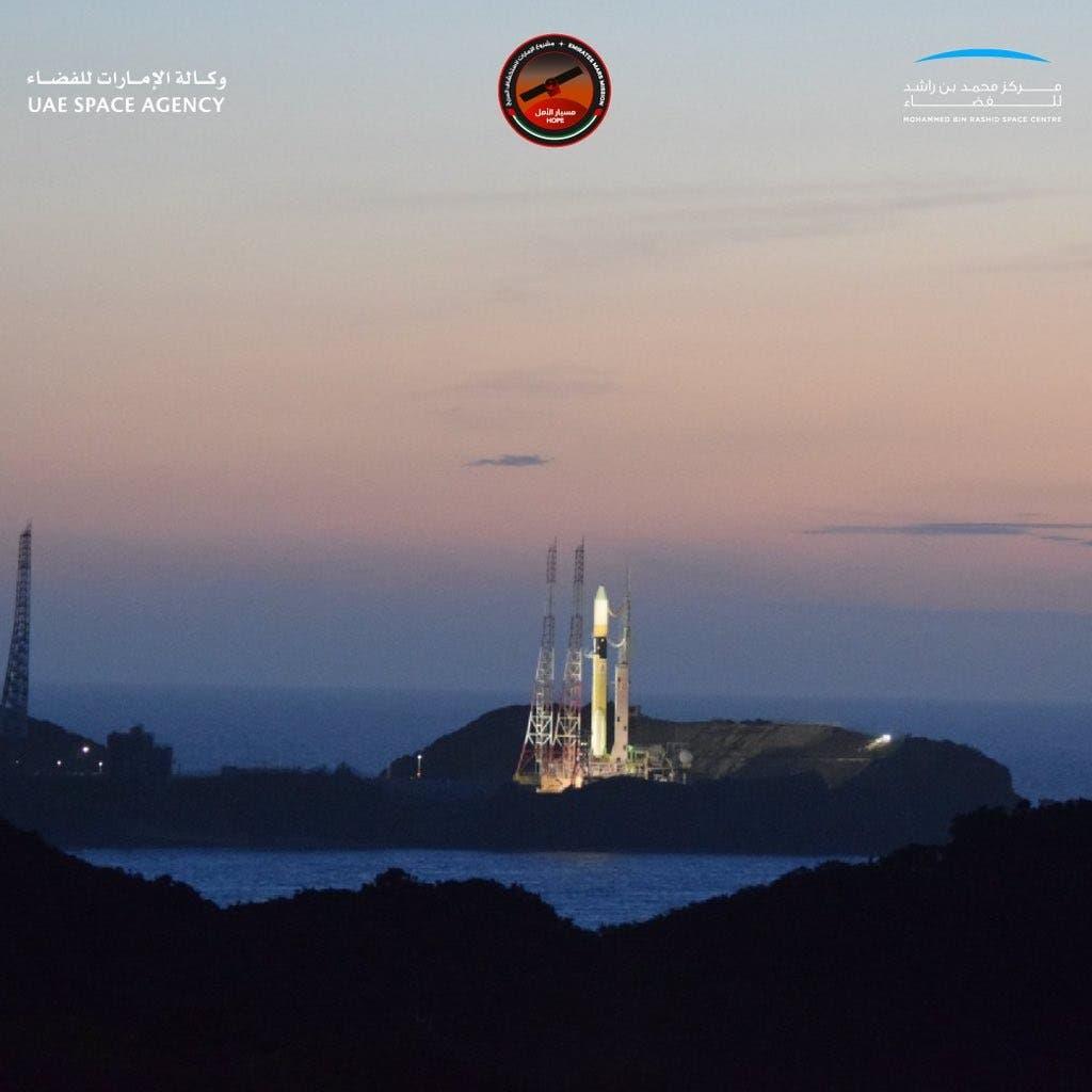 Countdown begins as UAE's Hope probe nears Mars in first Arab interplanetary mission