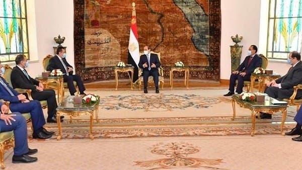 السيسي: استقرار اليمن يمثل أهمية قصوى لأمن مصر القومي