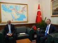 """بعد زيارة قطر.. وزير دفاع تركيا يلتقي """"الوفاق"""" الليبية"""