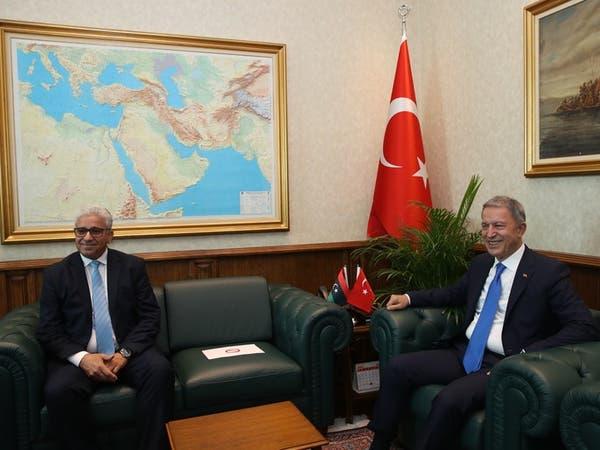 سلاحها في طرابلس.. وتركيا تدعو لوقف دعم الجيش الليبي