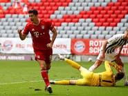 ليفاندوفسكي يفوز بجائزة أفضل لاعب في الدوري الألماني