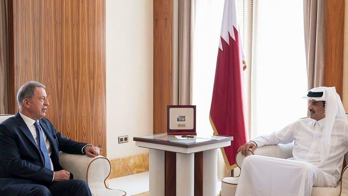 ترکی قطر