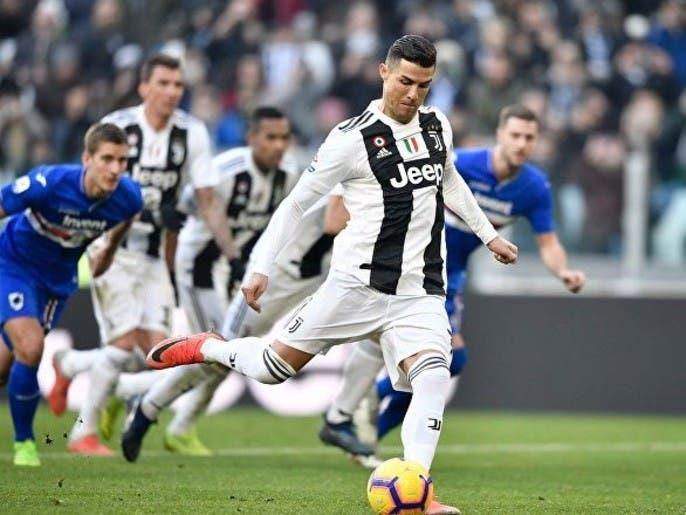 در هفته سیوچهار سری«A»  ایتالیا؛ یوونتوس 1-2 بر لاتزیو پیروز شد