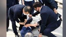 جنوبی کوریا کے صدر پرجوتا اچھالنے کے ملزم کی گرفتاری کا مطالبہ مسترد