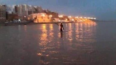 """اليمن.. نداء من الأهالي لحماية """"مانهاتن الصحراء"""" من السيول"""