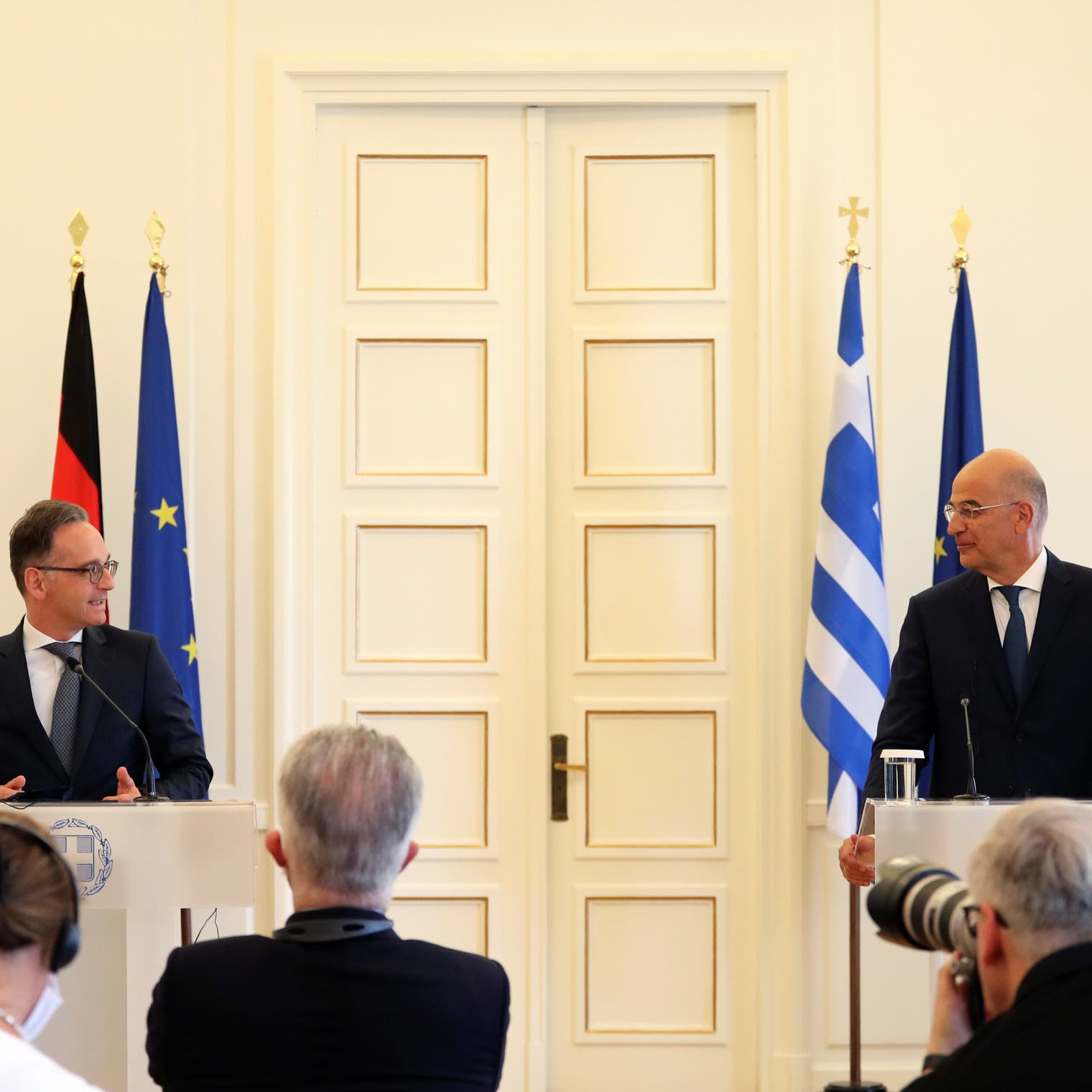 اليونان: سلوك تركيا غير القانوني يهدد تماسك حلف الناتو