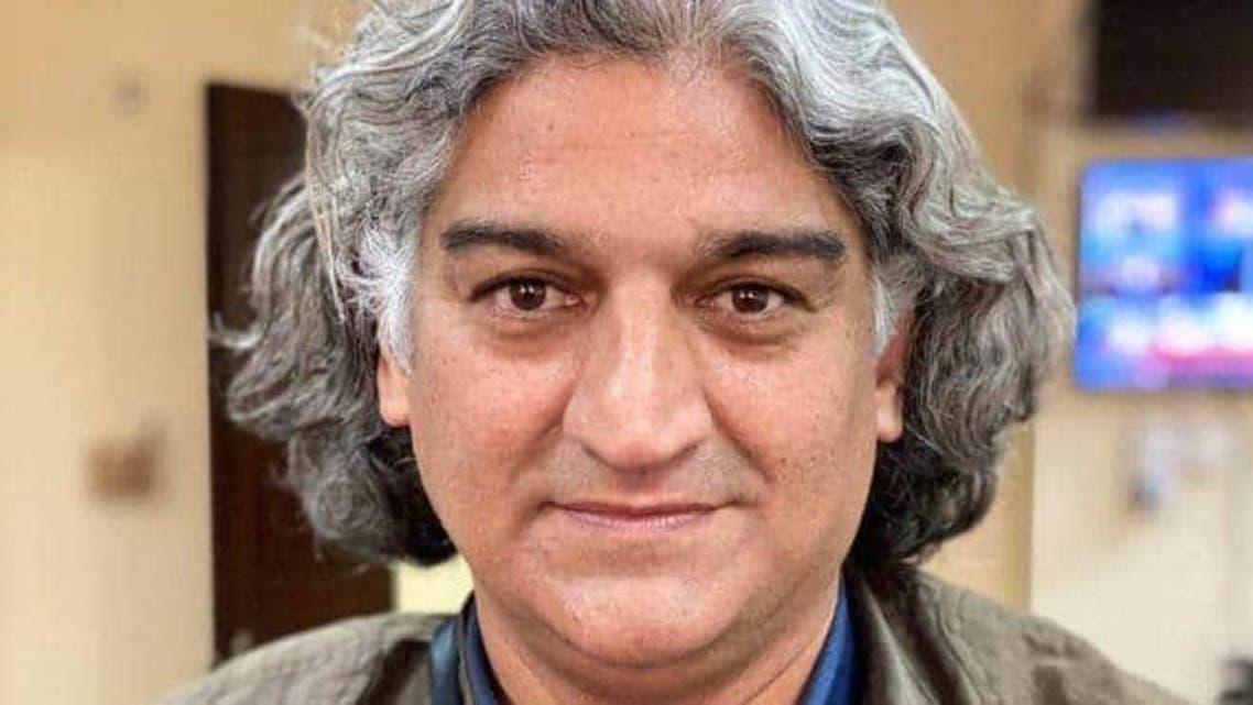 Matiuallah Jan Pakistani Journalist