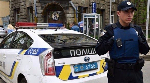 الشرطة في أوكرانيا