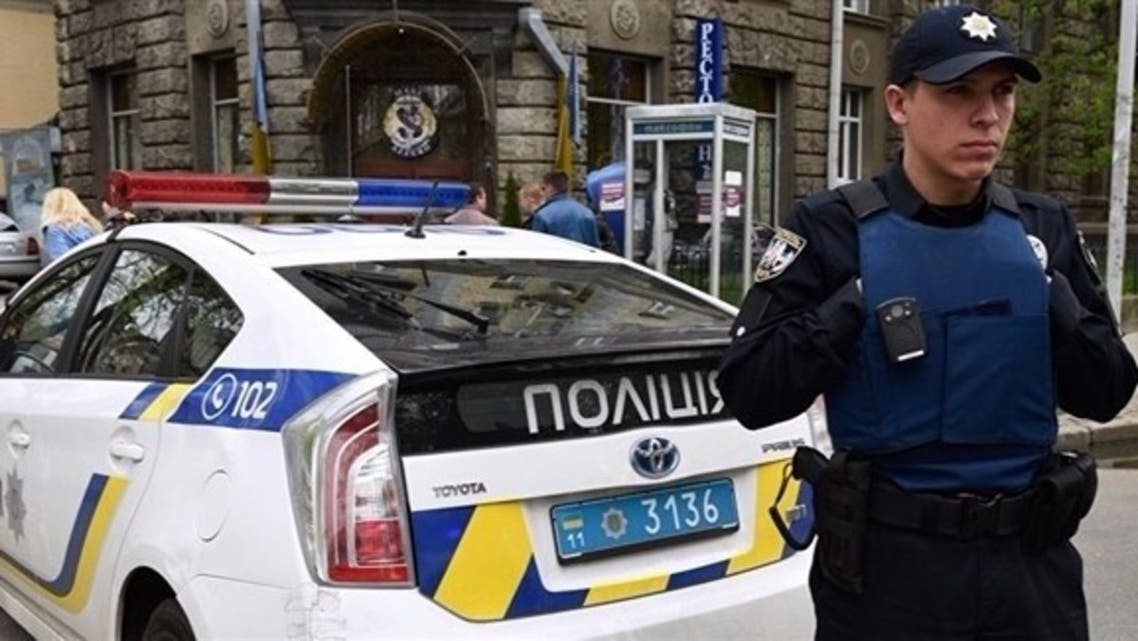 الشرطة أوكرانيا