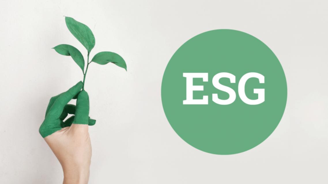 الاستثمار المستدام  ESG