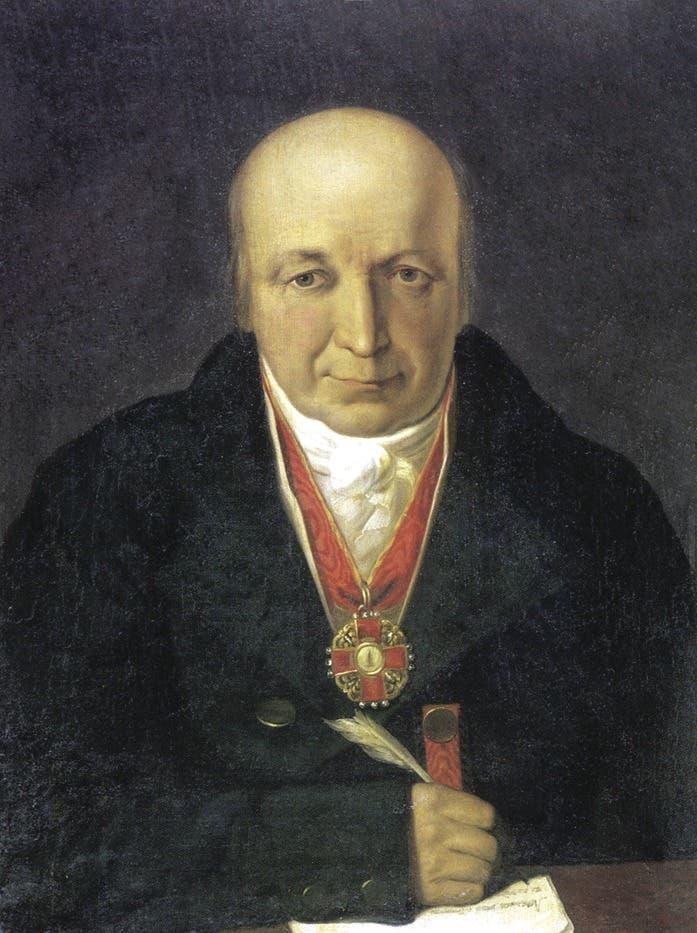 لوحة ملونة لألكسندر بارانوف