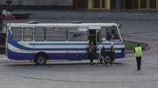 Ukraine police kill man after another incident of  hostage-taking, says official