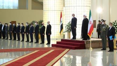 الكاظمي يزور إيران للقاء روحاني وخامنئي وقاليباف