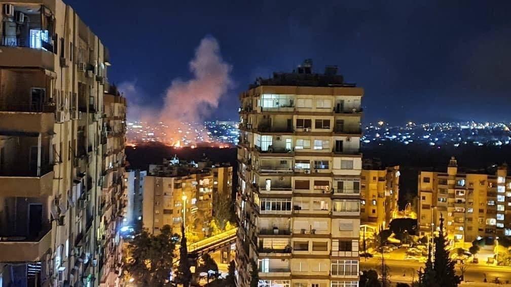من دمشق