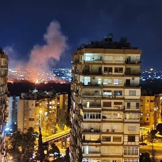 استهدف غرفة عمليات لإيران وحزب الله.. قصف إسرائيلي بسوريا