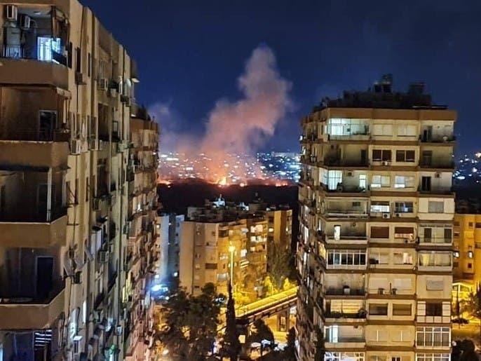 غارات إسرائيلية تستهدف غرفة عمليات لضباط إيرانيين وحزب الله بسوريا