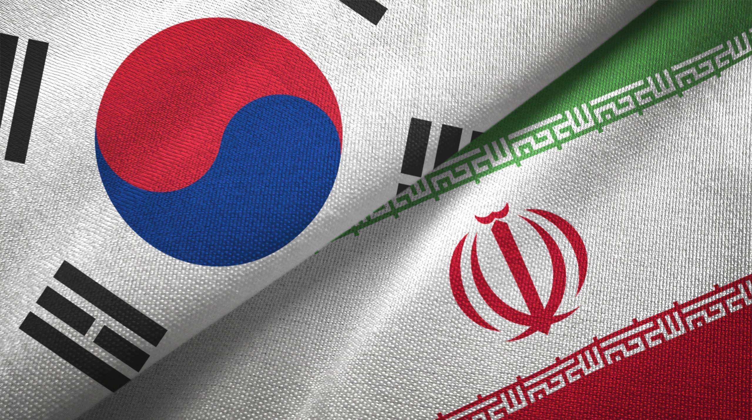 به ایران و کره جنوبی توجه کنید