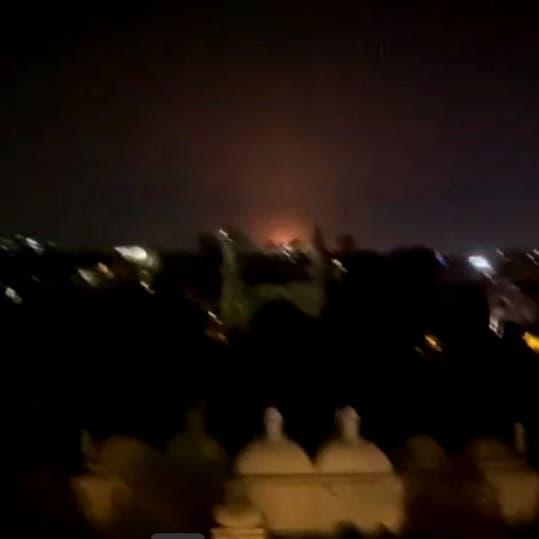 إسرائيل تختبر بالصواريخ اتفاق إيران العسكري مع الأسد