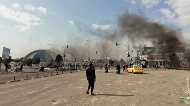 العراق.. انفجار عبوتين تستهدفان رتلاً عسكرياً في ذي قار