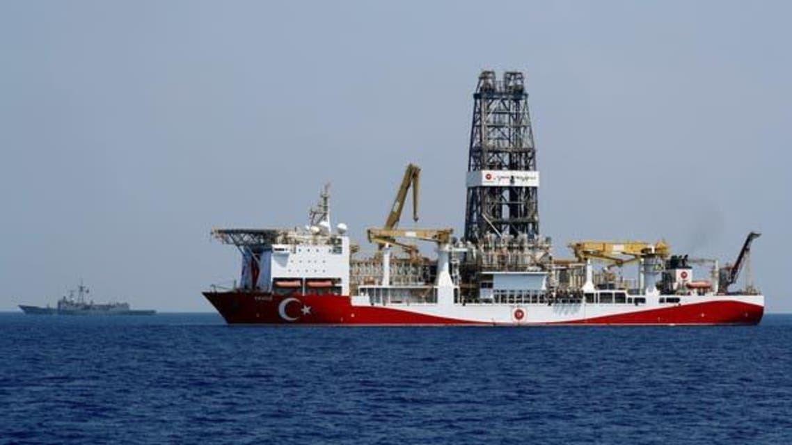 Turkish drilling vessel Yavuz
