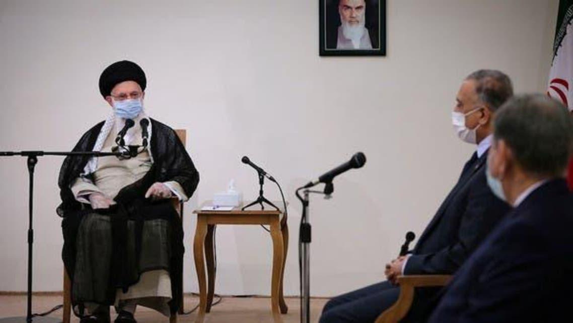 Iran Khamna E Meets Iraqi PM