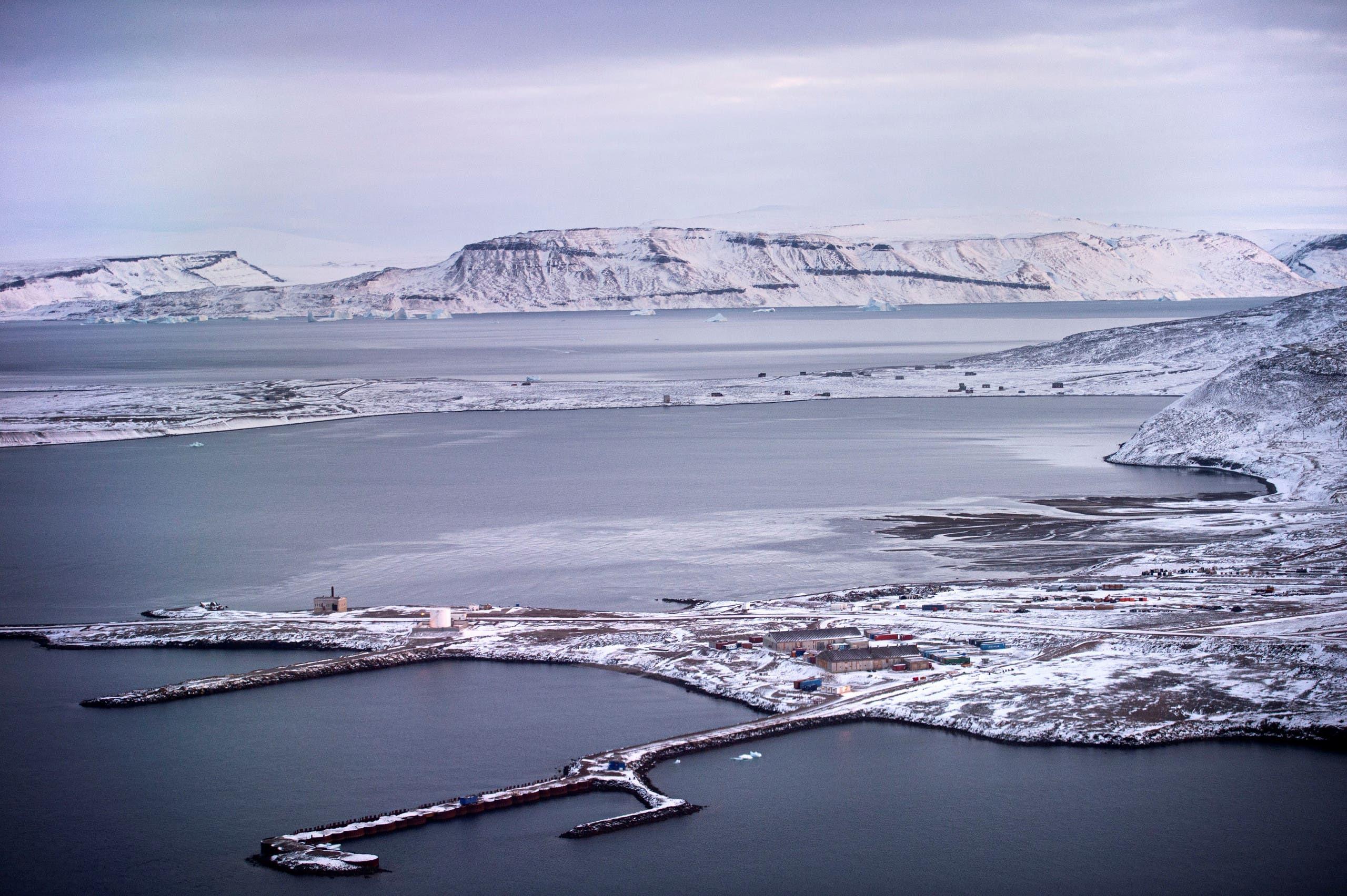 قاعدة أميركية في غرينلاند