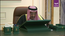 Saudi Arabia's King Salman chairs virtual cabinet session from King Faisal hospital