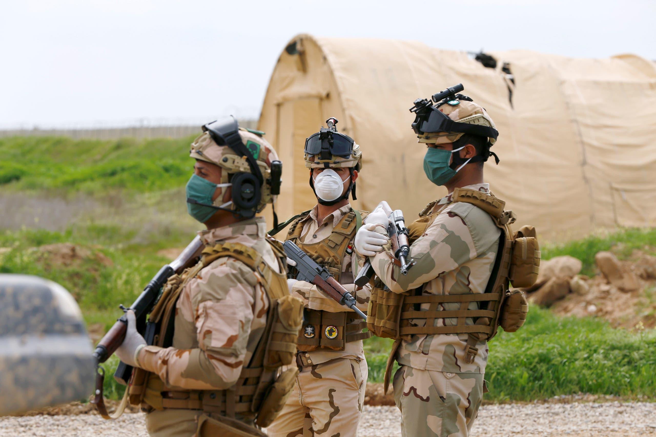 جنود عراقيون (أرشيفية)