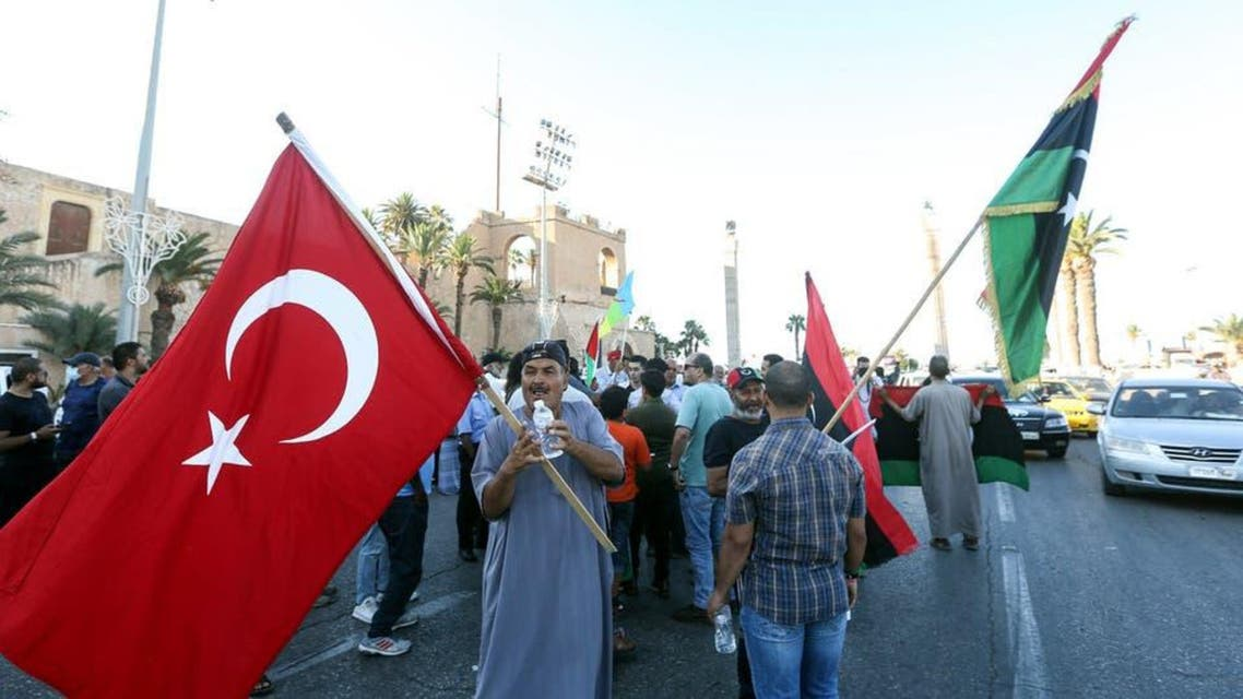 Turkey and Libya