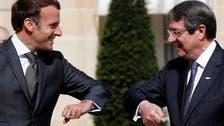 Macron seeks EU sanctions over Turkish 'violations' in Greek, Cypriot waters