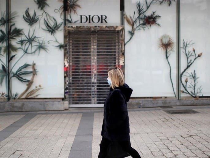 """أنوار وأمل بالمستقبل بأول عرض أزياء لدار """"ديور"""" بعد الجائحة في إيطاليا"""