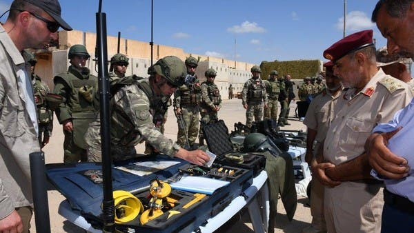 برلمان تركيا يتسلم طلباً بتمديد مهمة القوات في ليبيا