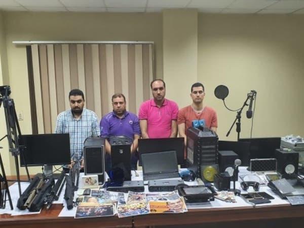 خلية الإخوان المضبوطة في مصر..بصمات في ليبيا وسد النهضة