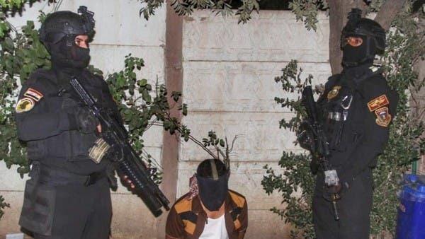 داعشي أسال دماء بمجزرة سبايكر في قبضة السلطات العراقية