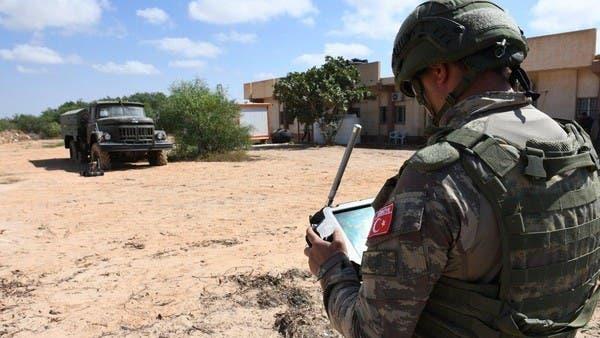 اليونان: نسعى لمنع إقامة قاعدة تركية بليبيا