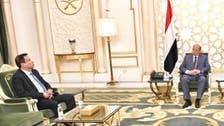 الرئيس اليمني يؤكد أهمية تعزيز الاستقرار في المهرة