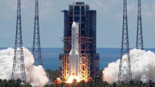 China launches unmanned Mars probe in first independent mission