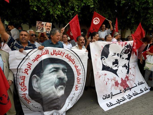 تونس.. سعيد يتعهد بكشف حقيقة اغتيال بلعيد والبراهمي