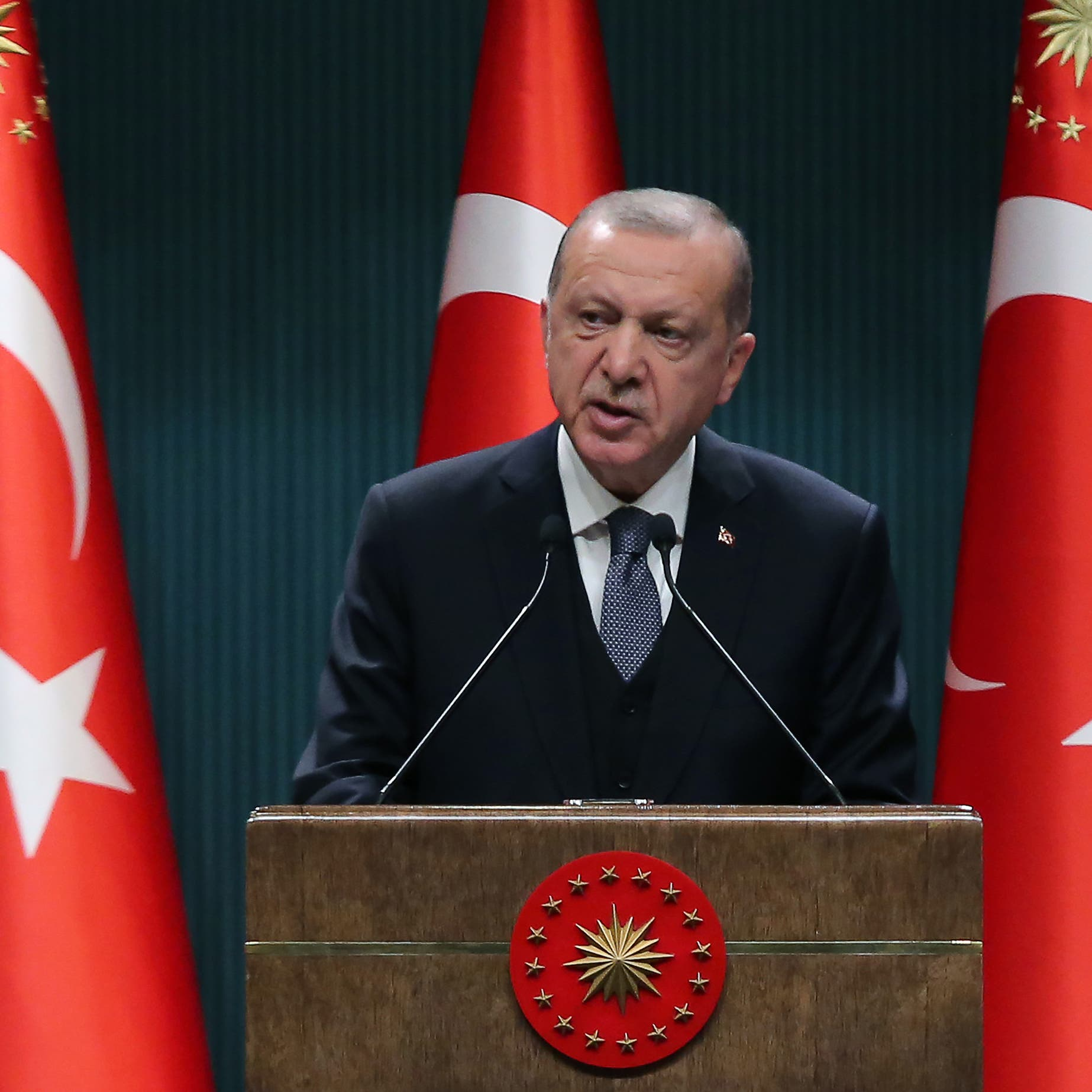 Turkey pushing ahead with its agenda, risking the wrath of US, EU sanctions