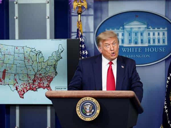 """المتحدث باسم حملة ترمب: الرئيس """"طرح سؤالا فقط"""" حول تأجيل الانتخابات"""