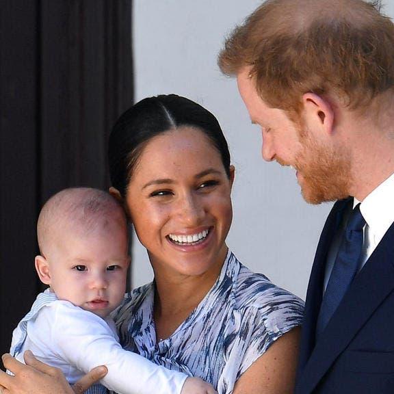 ميغان: العائلة المالكة رفضت جعل ابني أميراً بسبب لون بشرته