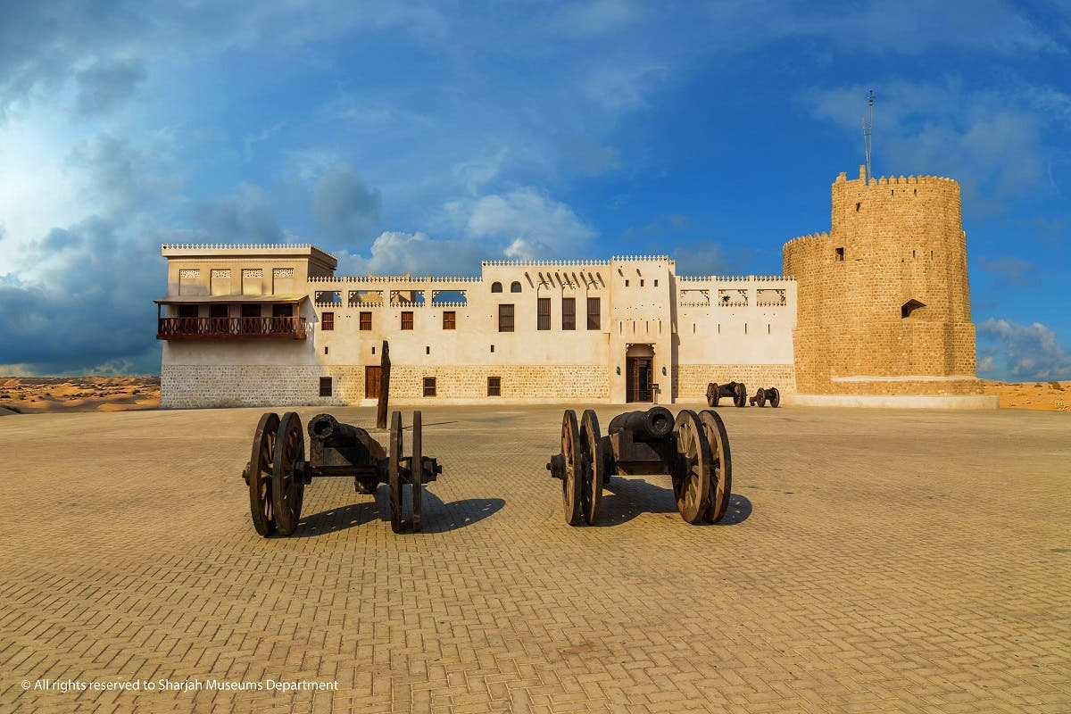 Built in 1823, Sharjah Fort provides the public with an opportunity to learn about the Emirate's history. (Supplied)