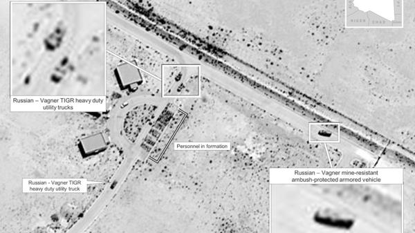 القيادة الأميركية بإفريقيا: روسيا مستمرة بإرسال أسلحة لليبيا