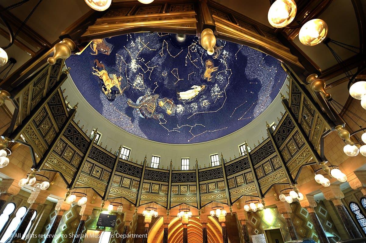 "Sharjah Museum of Islamic Civilization  houses rare historical Quran manuscripts original parts of the honorable clothing of the Ka'aba -- the ""Kiswah."" (Supplied)"