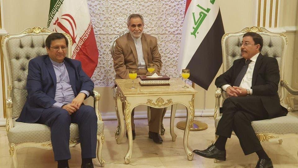 IRANIAN FOREIGN MINISTER VISITS BAGHDAD SUNDAY B27faae3-f82e-46fc-b99e-4e34e0140d15_16x9_1200x676