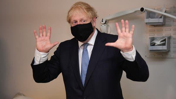 جونسون يكشف عن خطة ضد السمنة في بريطانيا لمكافحة كورونا