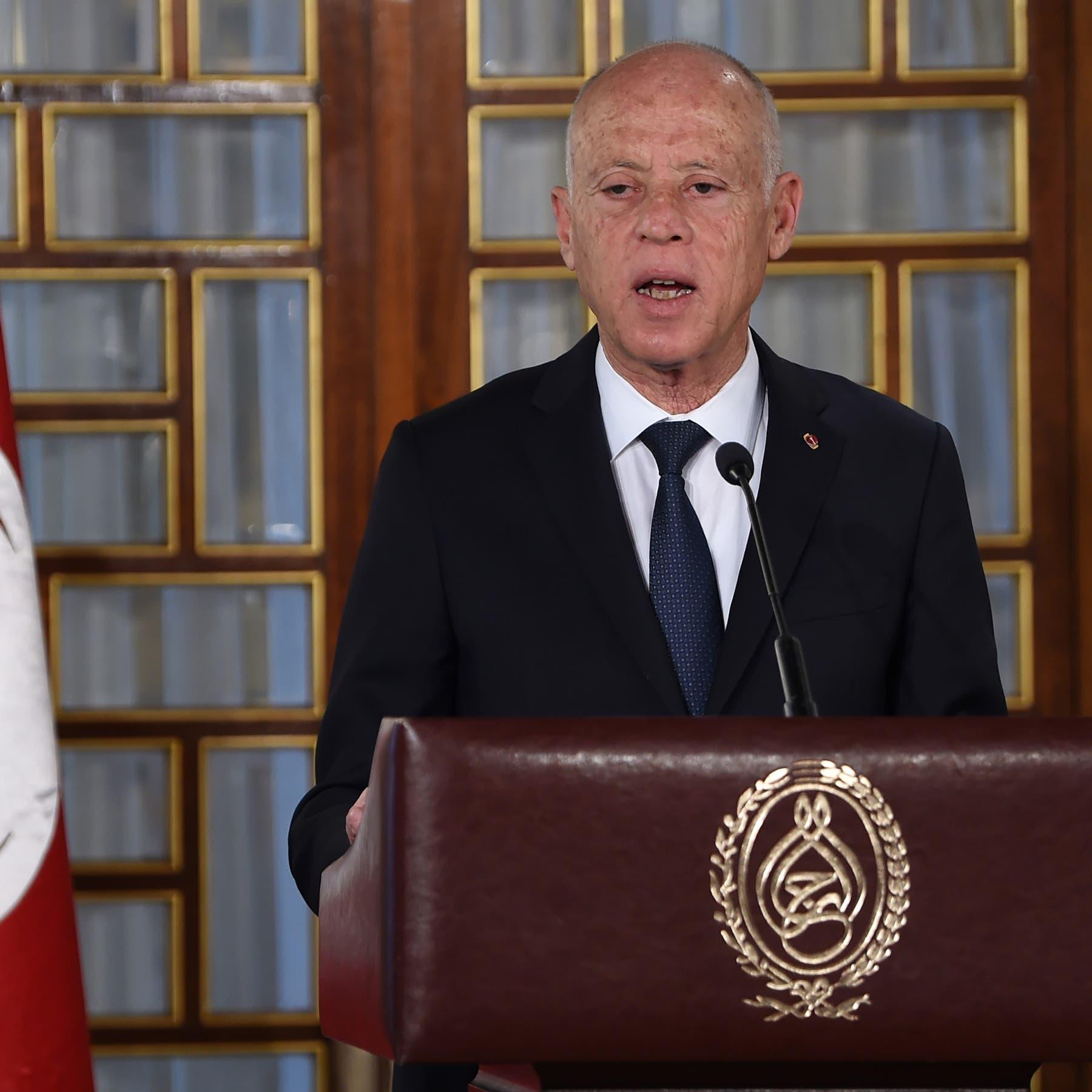 قيس سعيد: سنرد عسكرياً على أي اعتداء يطال تونس