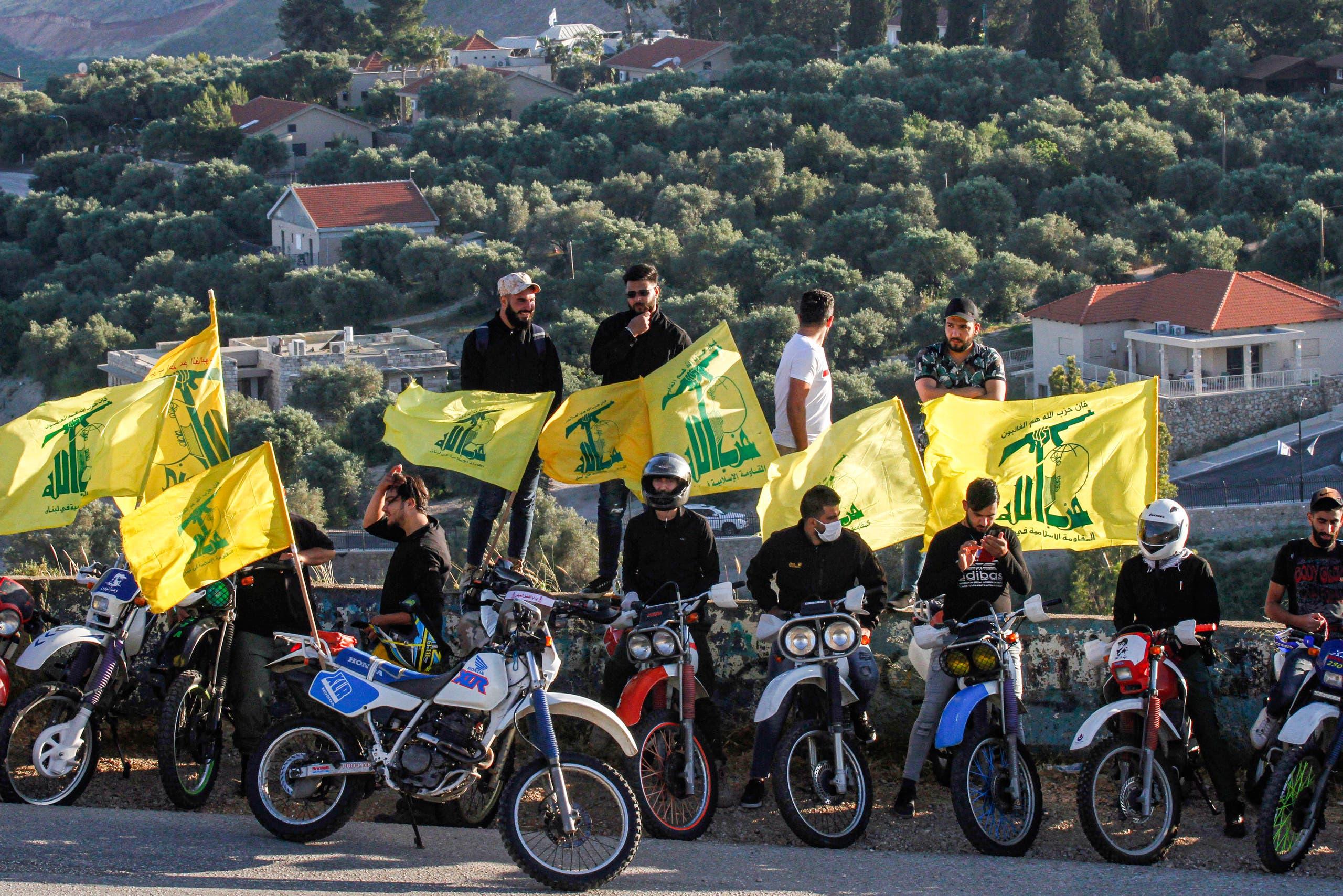 حزب الله جنوب لبنان (أرشيفية- فرانس برس)