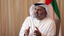 UAE's Gargash says Gulf security begins with 'building confidence'
